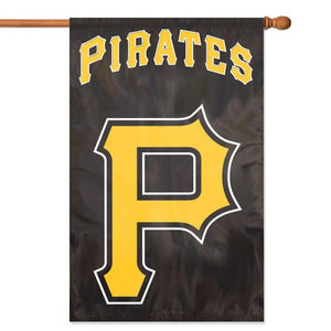 Pittsburgh Pirates House Flag 2 Sided