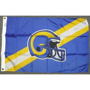 St Louis Rams 2x3ft Flag