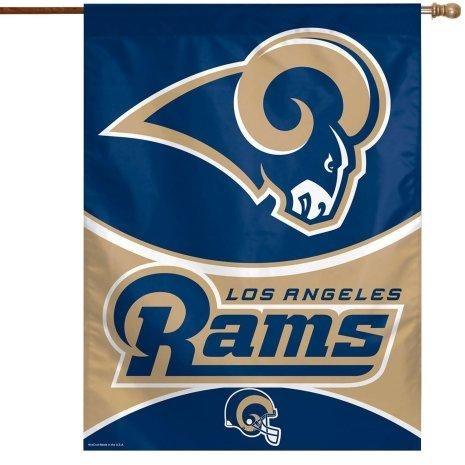 Los Angeles Rams House Flag
