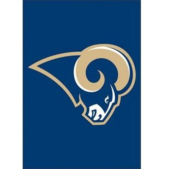 Los Angeles Rams Garden Sewn Flag
