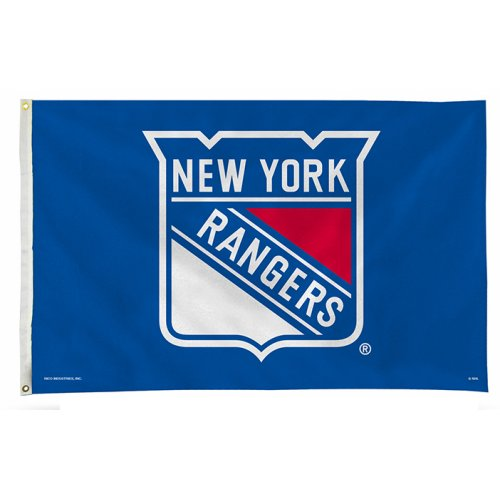 New York Rangers 3x5ft Flag
