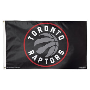 Toronto Raptors 3x5ft Deluxe Flag