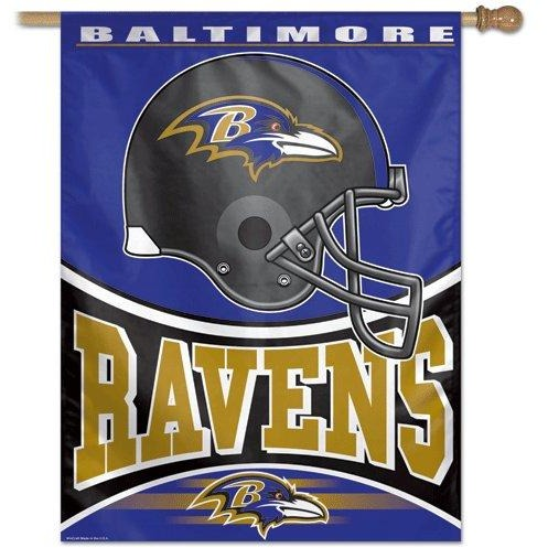 Baltimore Ravens House Flag