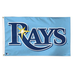 Tampa Bay Rays 3x5ft Deluxe Flag