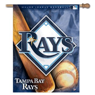 Tampa Bay Rays House Flag