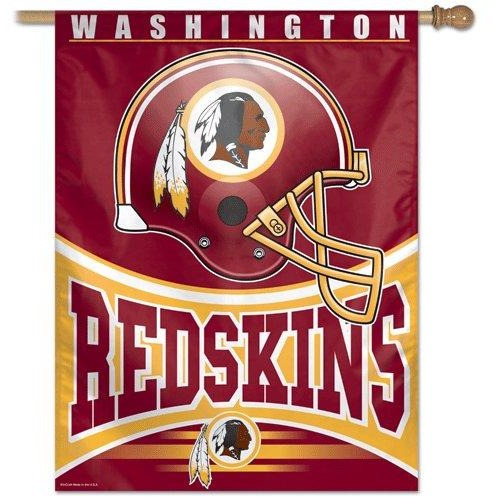 Washington Redskins House Flag