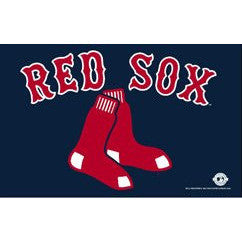 Boston Red Sox 3x5' Flag with Grommets - FlagsOnline.com by CRW Flags Inc.