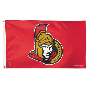 Ottowa Senators 3x5ft Deluxe Flag