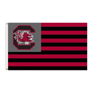 University of South Carolina Striped 3x5ft Flag