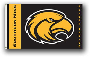 University of Southern Mississippi 3x5ft Flag