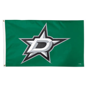 Dallas Stars 3x5ft Deluxe Flag