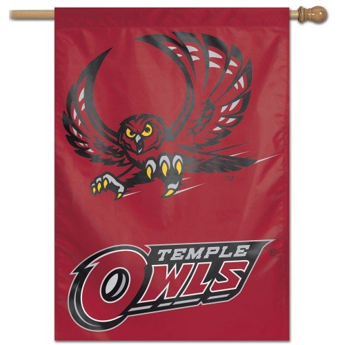 Temple University House Flag