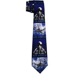 Air Force Collage Tie