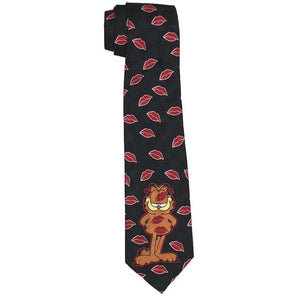 Garfield and Kisses Tie