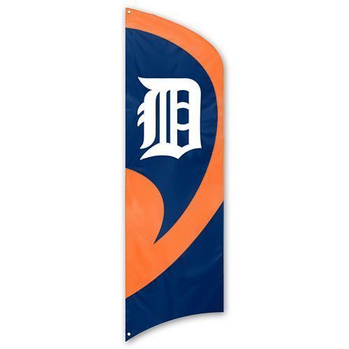 Detroit Tigers 8ft Feather Flag Kit