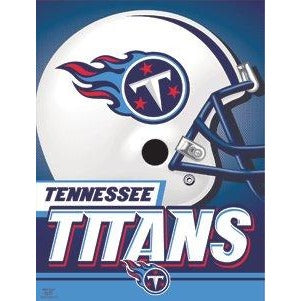 Tennessee Titans House Flag