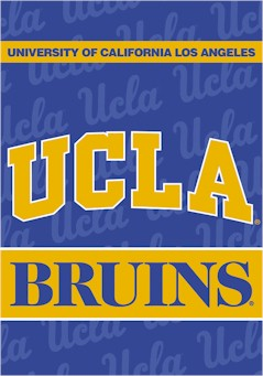 University of California - Los Angeles House Flag 2 Sided
