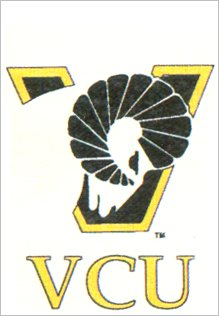 Virginia Commonwealth University House Flag