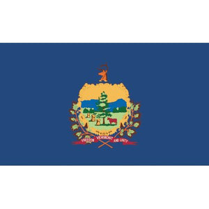 Vermont Flag - Industrial Polyester
