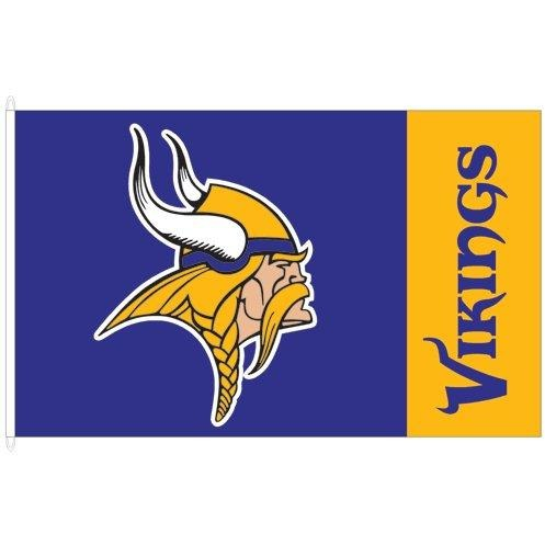 Minnesota Vikings 3x5ft Flag
