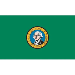 Washington State Flag - Industrial Polyester