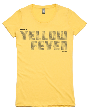 10 Years of Yellow Fever