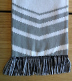 White Noise Scarf - Yellow Fever