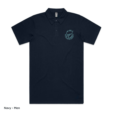 PRE-ORDER: Wellingong Fire Chickens Polo
