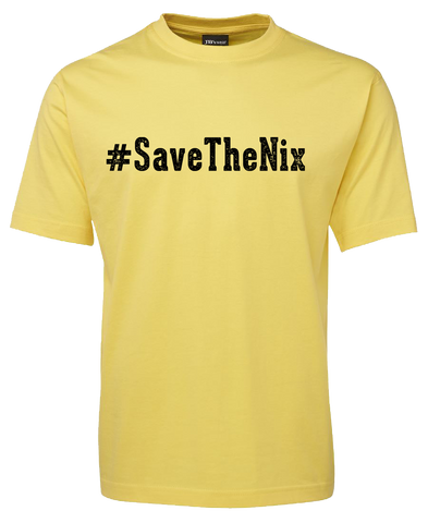 #SaveTheNix - Yellow Fever