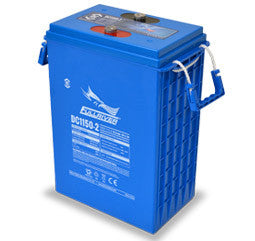 Fullriver 2 Volt 1275 Amp Hour AGM Battery Part No DC1150-2 Terminal Type M10