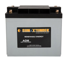 Sunxtender 2 Volt 504 Amp Hour AGM Battery Part No PVX-5040T2