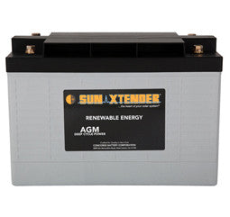 Sunxtender 2 Volt 534 Amp Hour AGM Battery Part No PVX-5340T