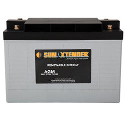 Sunxtender 2 Volt 648 Amp Hour AGM Battery Part No PVX-6480T