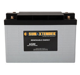 Sunxtender 2 Volt 768 Amp Hour AGM Battery Part No PVX-7680T1