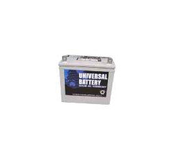 Universal Battery 12 Volt 32 Amp Hour Gel Cell Battery Part No U1-GEL