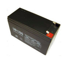 Universal Battery 12 Volt 9 Amp Hour Sealed Lead Acid (SLA) Battery Part No UB1290F1