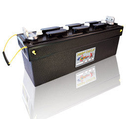 US Battery 8 Volt 245 Amp Hour Conventional Wet Cell Boat & RV Battery Part No US-19-4-1-XC