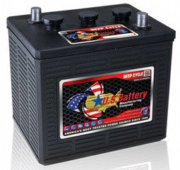 US Battery 6 Volt 97 Amp Hour Conventional Wet Cell Auto & Commercial Battery Part No US-1HC-XC