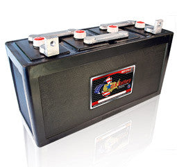 US Battery 8 Volt 121 Amp Hour Conventional Wet Cell Boat & RV Battery Part No US11-4-1-XC