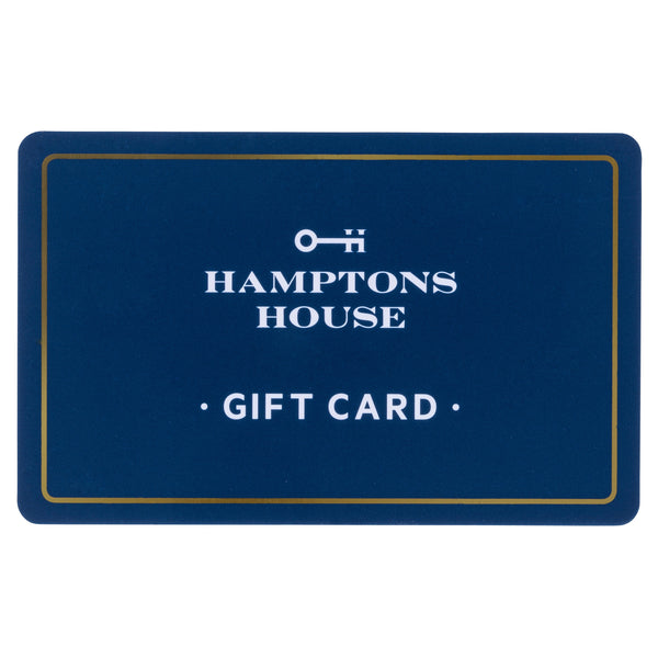 e-Gift Card - Hamptons House