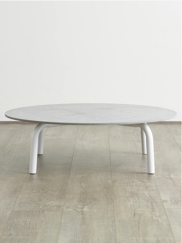 ZOE OUTDOOR | CONCRETE COFFEE TABLE