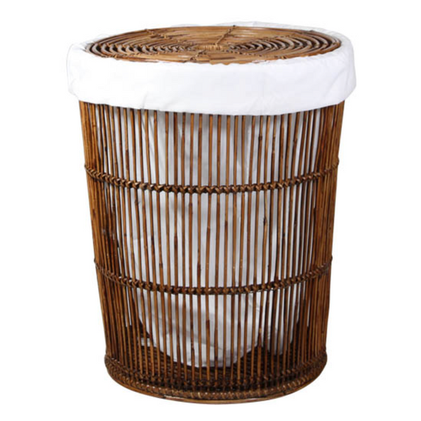 Laundry Basket with Liner