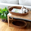 Oval Boat Trays Set of 2
