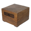 Ratan Side Table