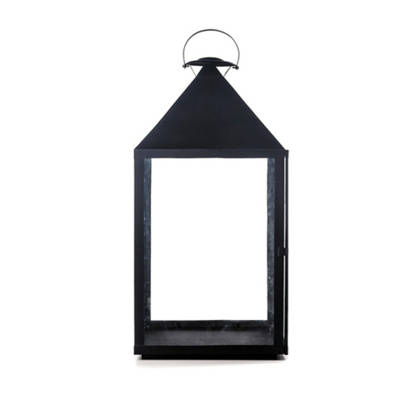 Large Stripe Lantern