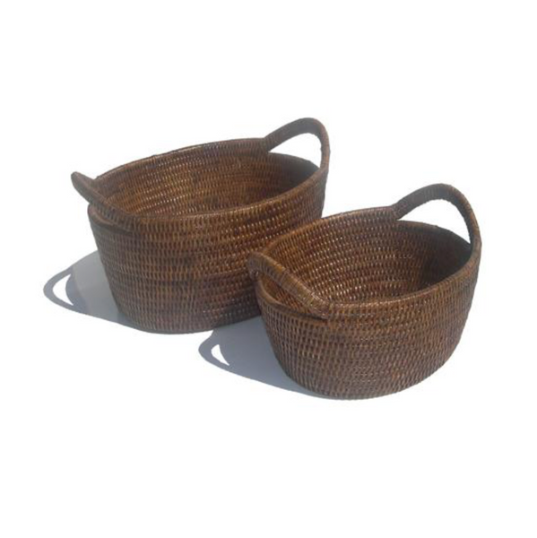 Oval Basket Set of 2