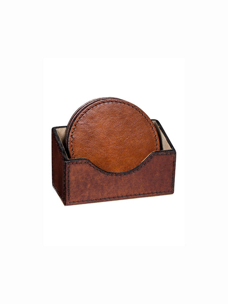 Leather Coasters (Various Styles)