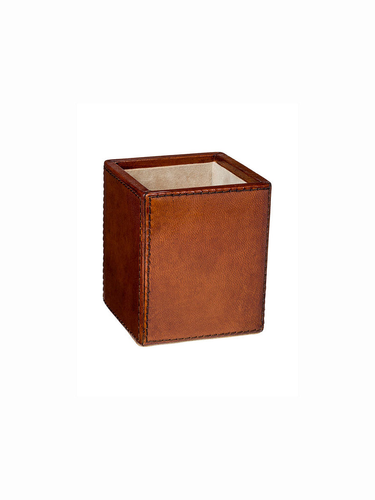 Leather Pencil Holder (Various Colours)