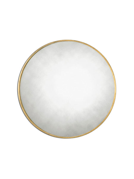 'Junius' Round Mirror - Hamptons House