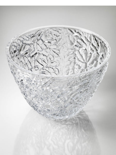 Synthetic Crystal 'Afrodite' Salad Bowl - Hamptons House - 1